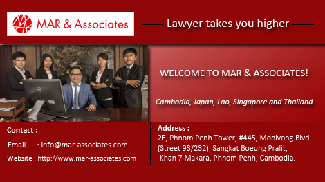 MAR & ASSOCIATES - Your Best Law Firm in Cambodia
