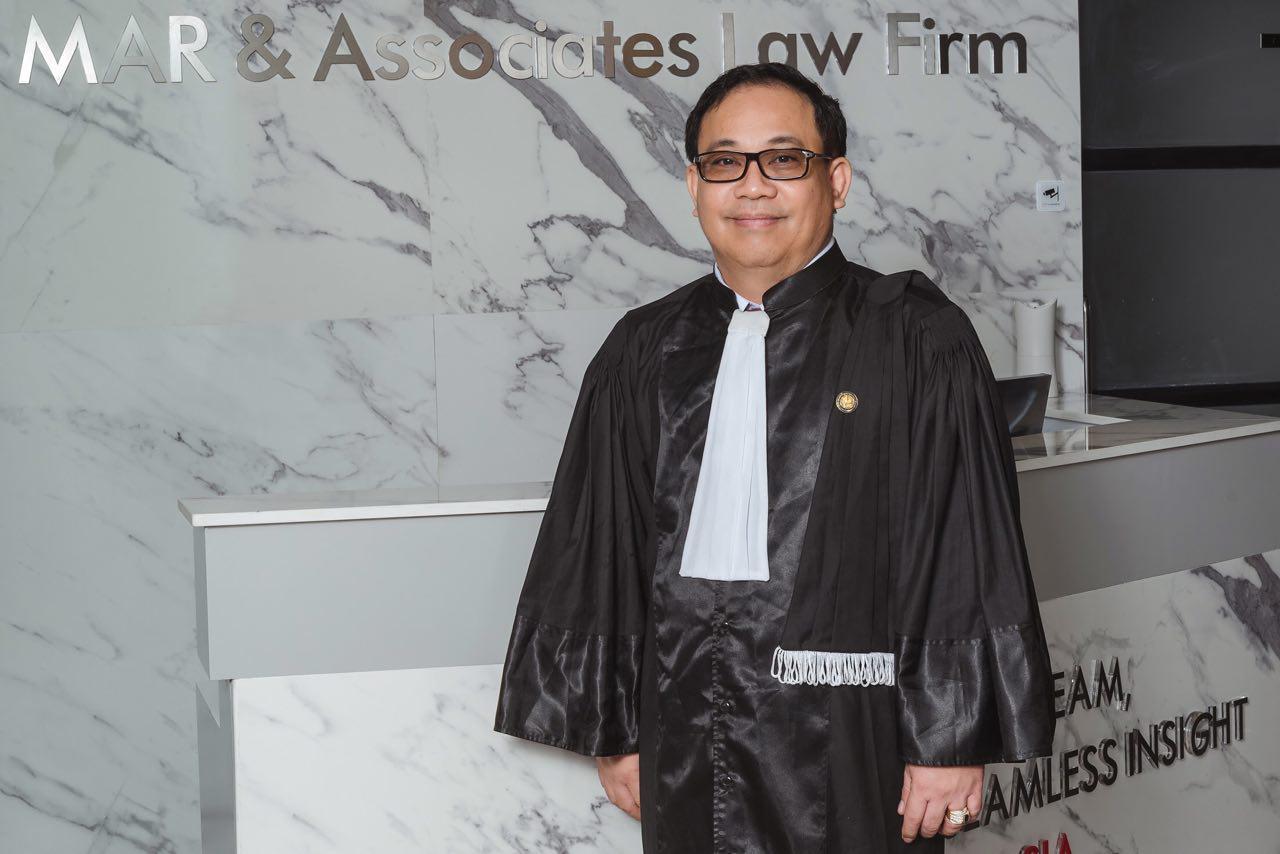MAR & Associates' Founder Mr. MAR Samborana